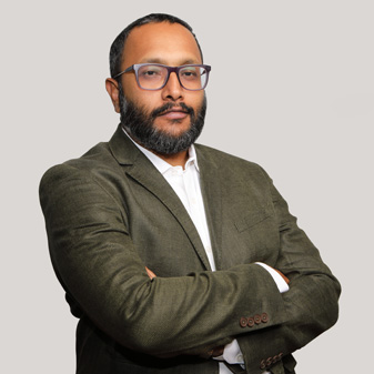 Arjun Kolady, Head of Sales - India, Spotify