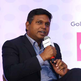 Bhaskar Ramesh, Head of video and brand advertising, Google