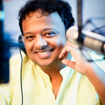 Hrishikesh Kannan, Producer and presenter, Radio One