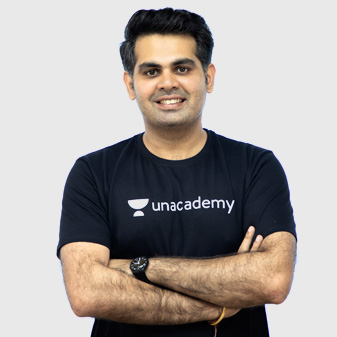 Karan Shroff, VP - marketing, Unacademy
