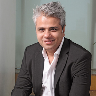 Shamsuddin Jasani, Group MD, Isobar