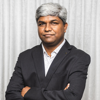 Sudarshan Kadam, Head of content and strategic partnerships, Firework
